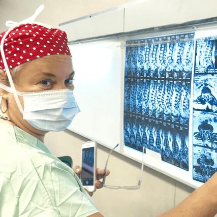 Dra. Andrea Sinagra