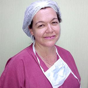 Lic. En Instrumentación Quirúrgica Nancy Rosa
