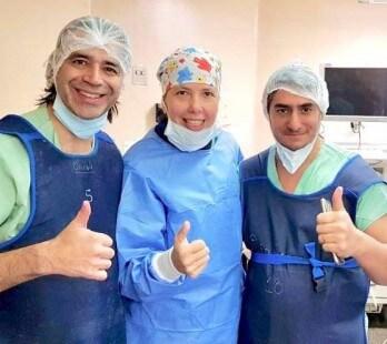 Capacitación Intensiva en Cirugía Mini Invasiva de Columna y Técnicas Percutáneas