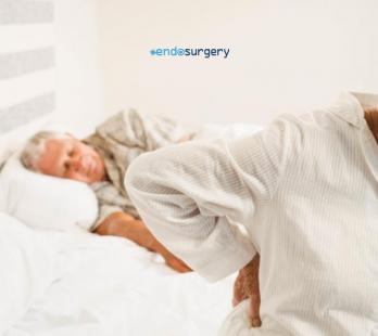 Dolor espinal y trastornos del sueño
