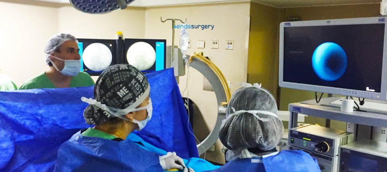 Qué es la cirugía mínimamente invasiva de columna?